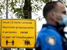 Burgemeester na ophef over video van arrestaties in Nunspeet: 'Mondkapje werd van gezicht agent gerukt'