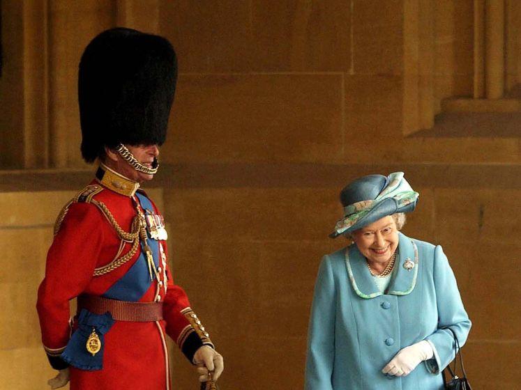 La véritable histoire derrière cette photo de la Reine et du prince Philip