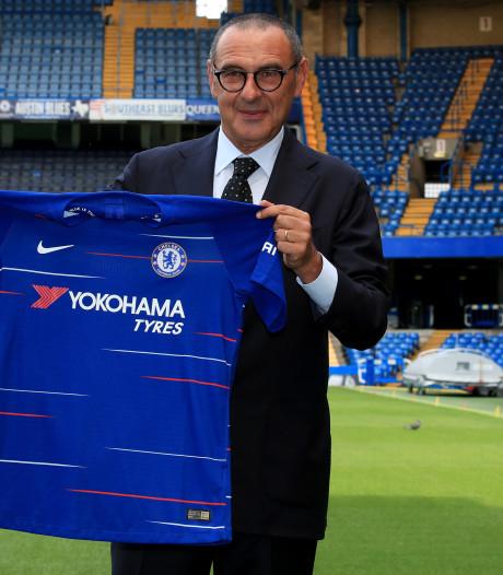 Sarri wil plezier maken bij Chelsea, Zola wordt zijn assistent