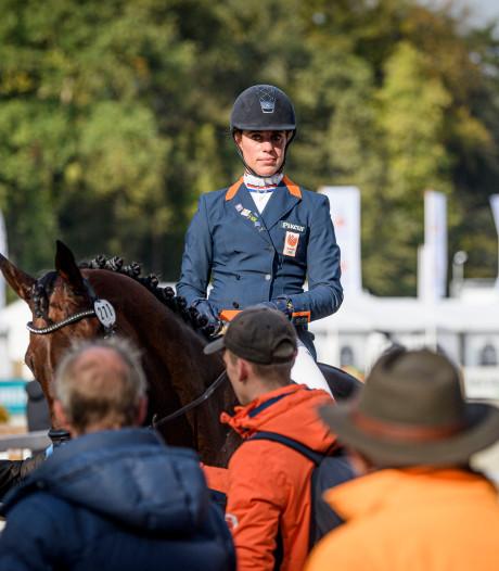 Achterhoekse amazone Merel Blom (33) kopvrouw van Oranje op Military Boekelo
