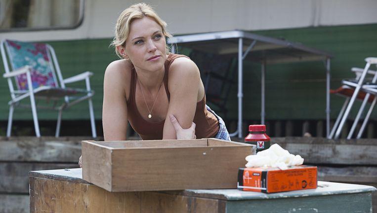 Loes Haverkort als Simone in Rendez-vous. Beeld .
