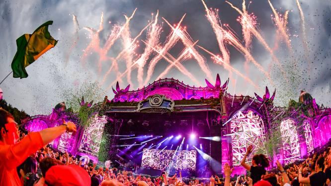 Tomorrowland duikt in het rood