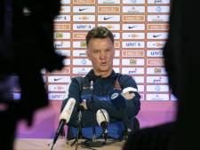Van Gaal: 'I believe in total human being principle'