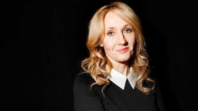 J.K. Rowling Beeld REUTERS