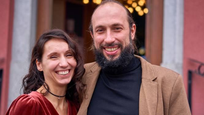 """COLUMN. De week van Magali, de vrouw van Francesco Planckaert: """"We dragen onze trouwringen niet meer"""""""