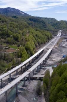 Eén van de duurste snelwegen ter wereld is nu al een flater