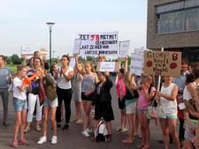 Basisschoolleerlingen Sprang-Capelle boos om derde verhuizing in acht jaar