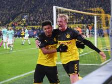 Internazionale geeft het na rust volledig weg bij Borussia Dortmund