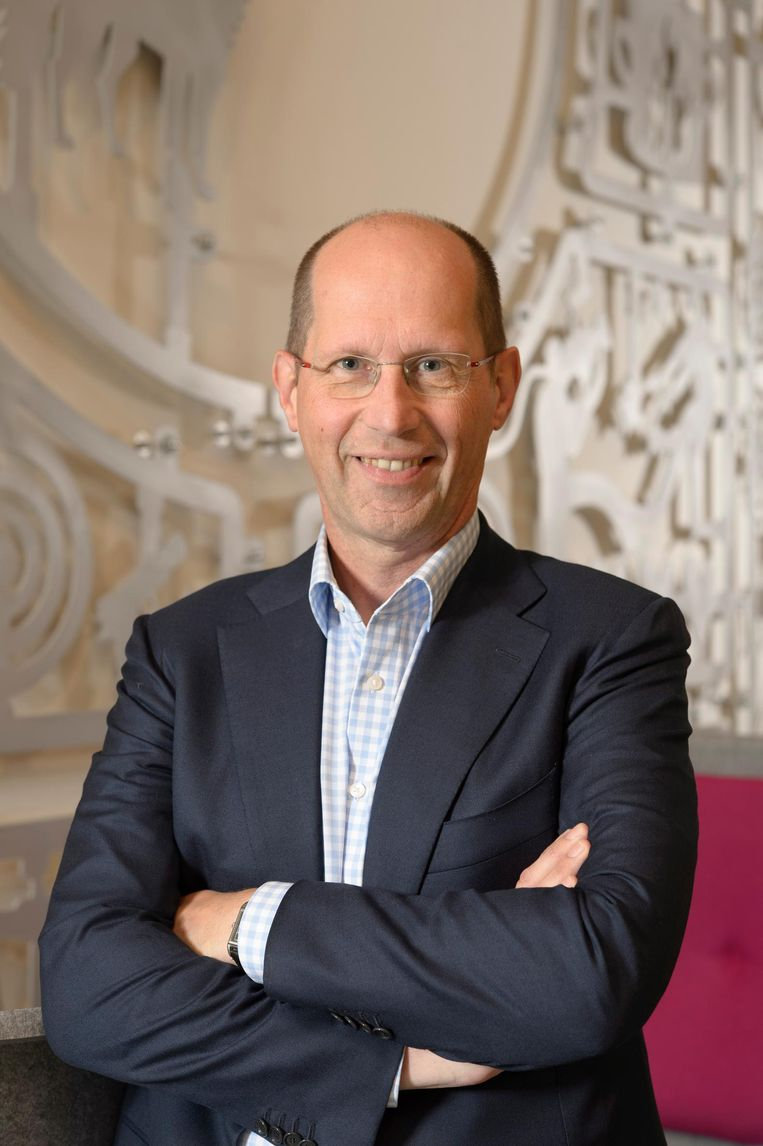 Paul Römer. Beeld Wim Kluvers/NTR