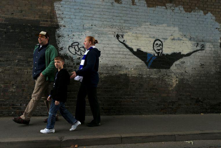 Al vanaf zijn 8ste komt Larner bij Millwall, de Zuid-Londense club die vaker in het nieuws komt door haar fans dan door de sportieve prestaties Beeld BELGAIMAGE