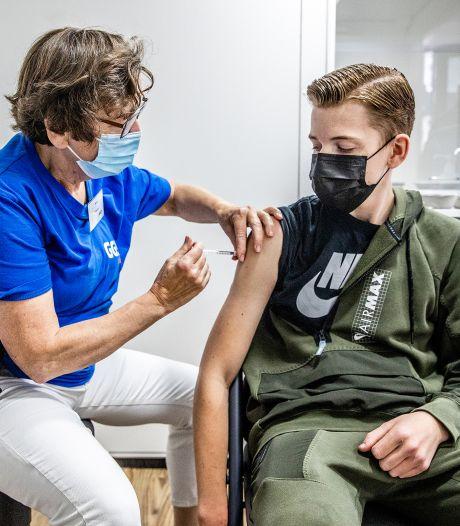 Ruim 300 vaccinaties gezet bij prikbus in Dordrecht