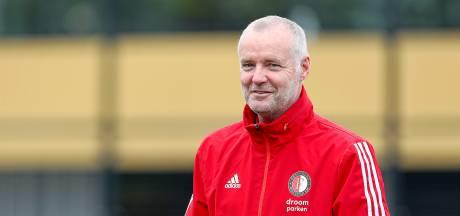 Rini Coolen volgt Stanley Brard op bij jeugdopleiding Feyenoord