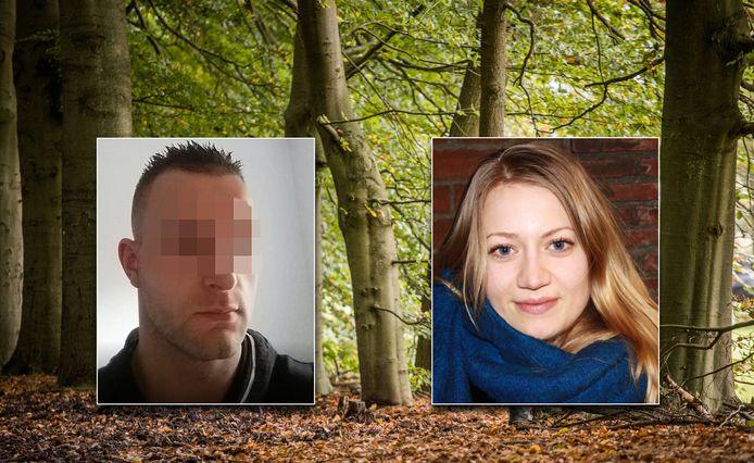 Michael P. doodde Anne Faber met messteken in haar hals en nek.