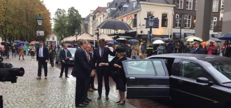 Zeveneeuwfeest Broederschap in de Sint-Jan met Prinses Beatrix als gast