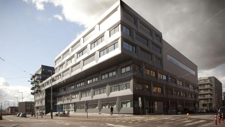 Het IJburg College. Beeld Floris Lok