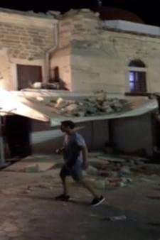 Twee doden door krachtige aardbeving Turkse en Griekse kust