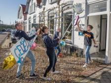 Een high five voor leerlingen van het Ostrea Lyceum: 'We willen ze een hart onder de riem steken'