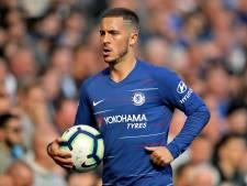 Chelsea veut faire d'Eden Hazard le joueur le mieux payé d'Angleterre