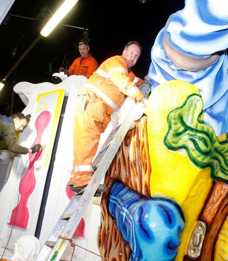 Ier Zijme maakt entree in Champions League van carnaval Sas van Gent