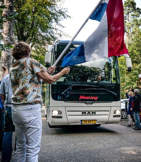 200 asielzoekers verhuizen naar noodopvang Heumensoord: te weinig plek in Ter Apel