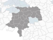Overzicht: de uitslagen van de verkiezingen in Brabant