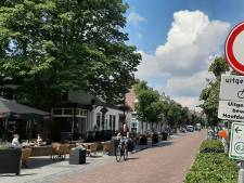 Schijndel weert fiets uit winkelgebied