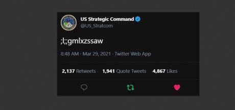 Un enfant s'empare du compte Twitter du commandement américain des armes nucléaires