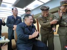 """Kim Jong Un supervise l'essai d'une """"nouvelle arme"""""""