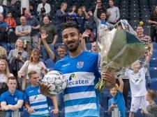 Mag een voetballer, zoals in dit geval PEC-spits Reza Ghoochannejhad, wel een 10 krijgen?