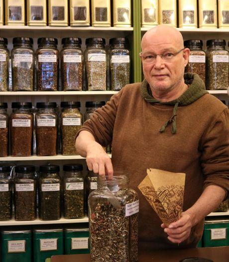 Op zoek naar bijzondere thee of kruiden? 'Wij hebben originele en lokale producten, die de grote jongens niet hebben'