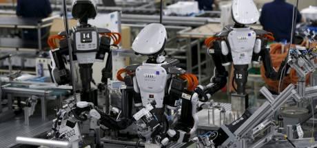 """""""Si des robots font presque tout ce que nous faisons, qu'allons-nous faire?"""""""