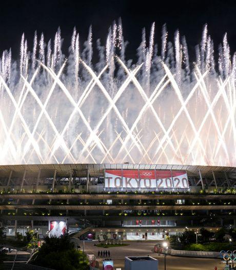 Les Tokyoïtes ont largement suivi la cérémonie d'ouverture malgré leur opposition à l'organisation des JO
