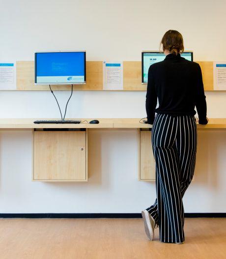 Werkloosheid in Oost-Nederland stijgt, maar opnieuw minder sterk dan in de rest van het land