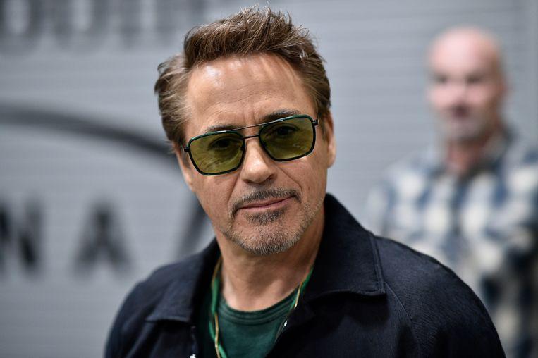 Robert Downey Jr. Beeld Zuffa LLC