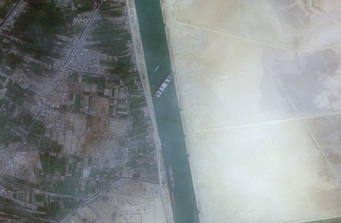 European Space Agency Copernicus Sentinel-2 Satellite Image /via Maxar Technologies/Handout via REUTERS