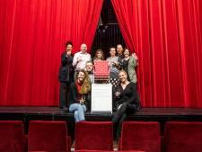 Gejubel bij theater De Naald: 'Je krijgt elke dag maar één kans om het goed te doen'