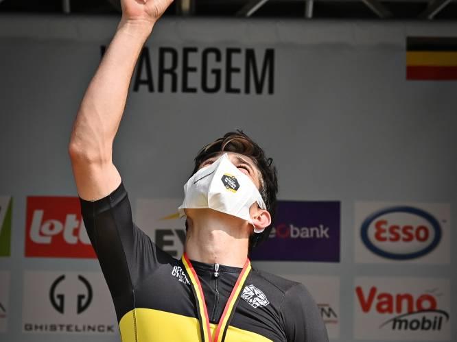 """Overleden vriend (26) van Wout van Aert was zeldzaam geval: """"Slechts 1 op een miljoen Belgen hebben dat type botkanker"""""""