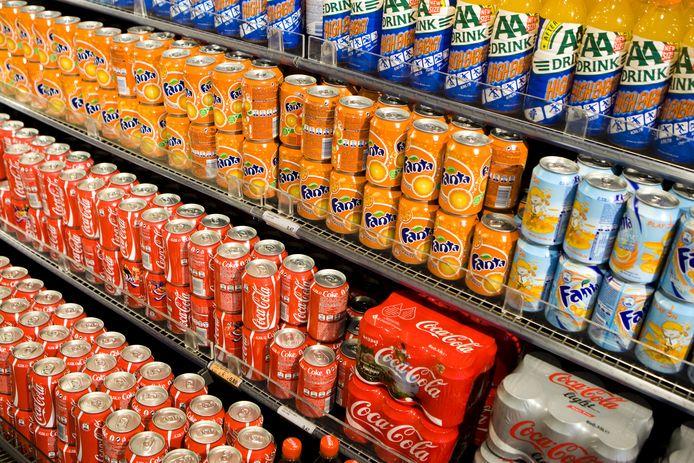 Frisdrank gaat 30 procent minder suiker bevatten, gemeten in calorieën