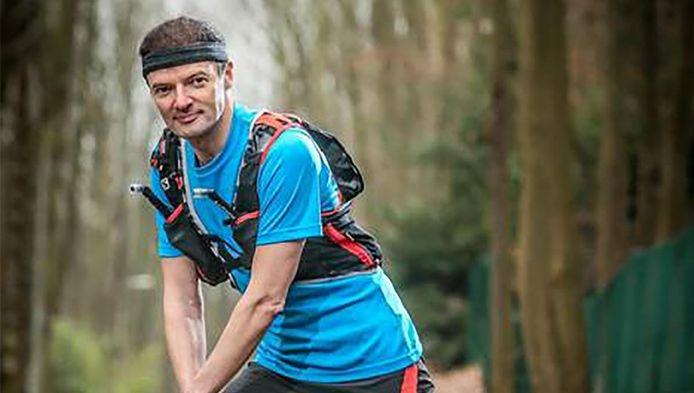 """Johan Swinnen gaat vijf weken rennen: """"Meer tijd heb ik niet, want ik geef ook les."""""""
