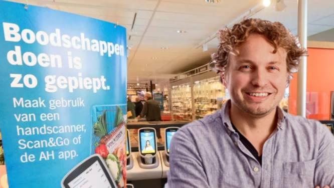Supermarktscanners met een camera erin? Doe maar niet