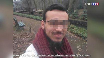 """""""DNA-spoor op resten bompakket Lyon is van opgepakte hoofdverdachte"""""""