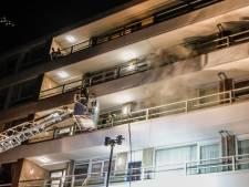 Hennepkwekerij aangetroffen bij brand in appartement Kapitein Stamperiusflat