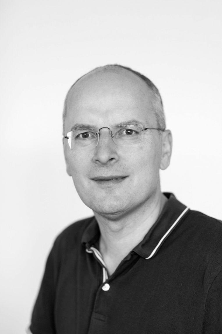 Marcel Verweij, hoogleraar filosofie aan de Wageningen University. Beeld