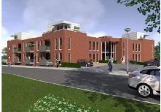 Nieuwbouw Moye Keene.