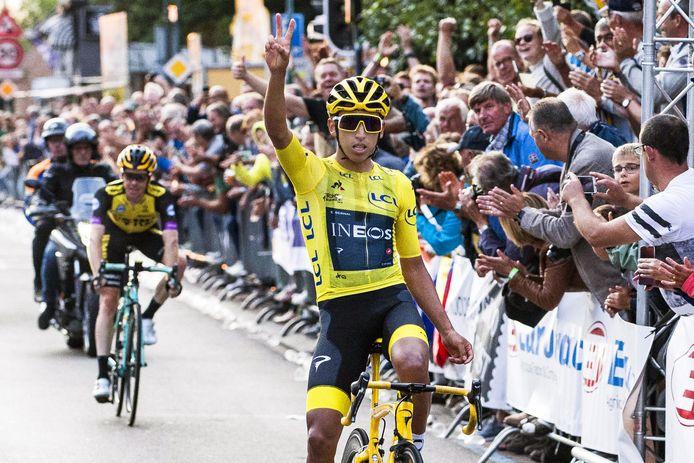 In 2019 werd de Acht van Chaam voor het oog van duizenden toeschouwers gewonnen door Tourwinnaar Egan Bernal, voor Steven Kruijswijk.