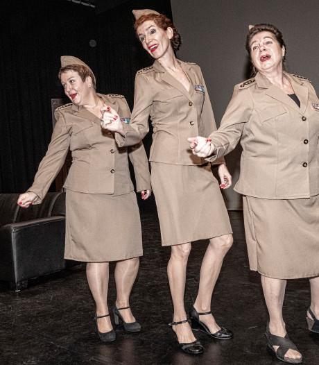 Alphense oorlogsverhalen verteld in theaterproductie: ,Zij herinneren zich sommige gebeurtenissen nog tot in het kleinste detail'