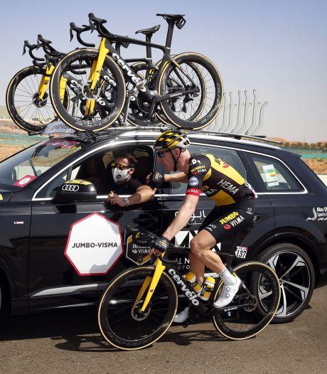 Van Emden start niet meer in Emiraten vanwege 'fysieke problemen'