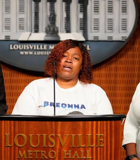 Louisville betaalt familie van in slaap doodgeschoten zwarte vrouw 12 miljoen