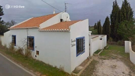 """Le suspect a séjourné dans cette maison dénommée """"Escola Velha"""" (""""vieille école"""") entre Lagos et Praia da Luz."""