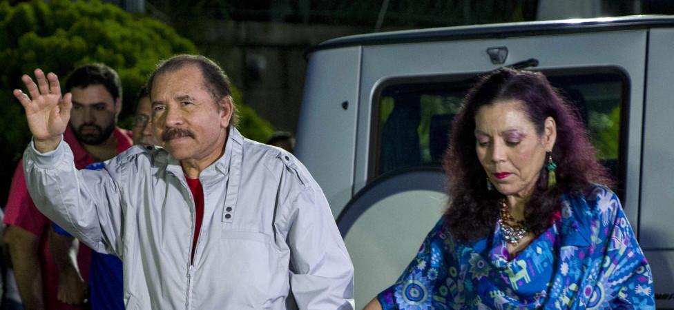 Daniel Ortega is gaan lijken op de dictator die hij ooit het land uitjoeg